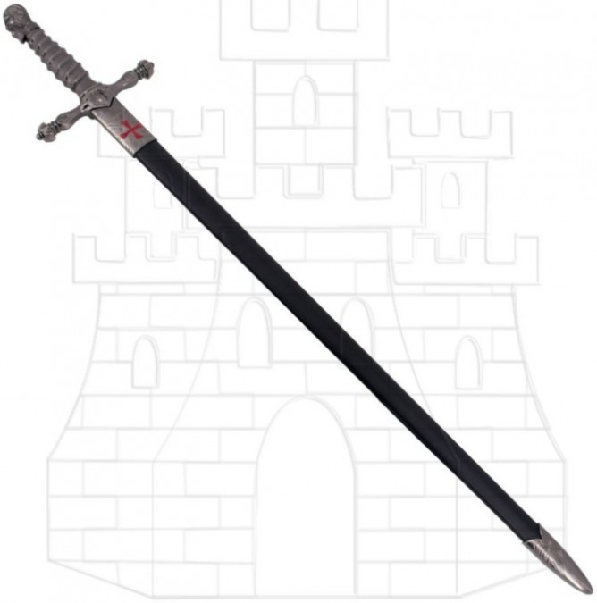 Espadín Cruz Templaria 1 766x675 - Espadín Cruz Templaria 1