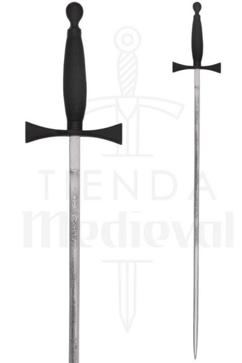 Espadín Templario para ceremonias - Espadines Templarios para ceremonias