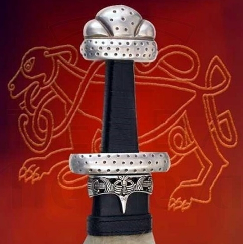 Espada Rey Vikingo con Vaina - Espada Rey Vikingo con Vaina
