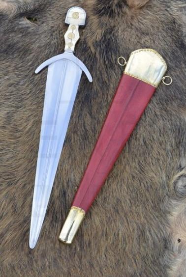 Espada Veneciana Cinquedea - La Espada Cinquedea