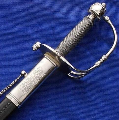 Espada de Cortejo para vestir siglos XVII y XVIII - Espada de Cortejo para vestir siglos XVII y XVIII