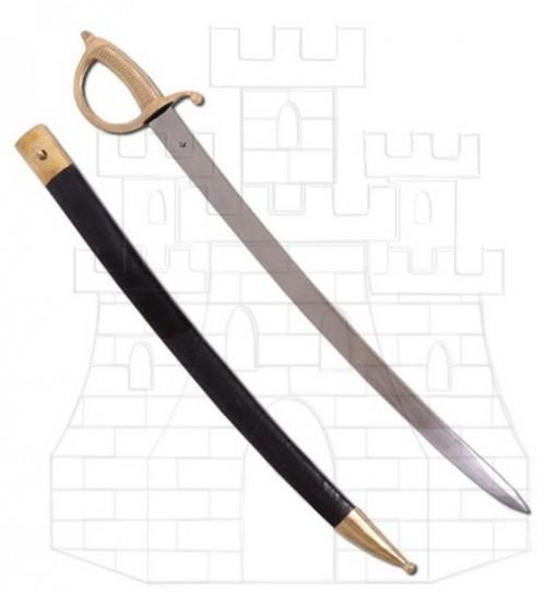 Sable Infantería Francés Briquet - Comprar espadas con envío gratis en tu Tienda-Medieval