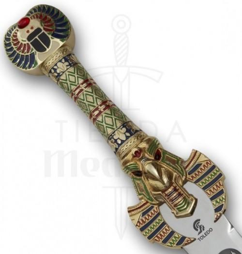 Espada de Tutankamon - Espada y Daga Egipcia de Tutankamón