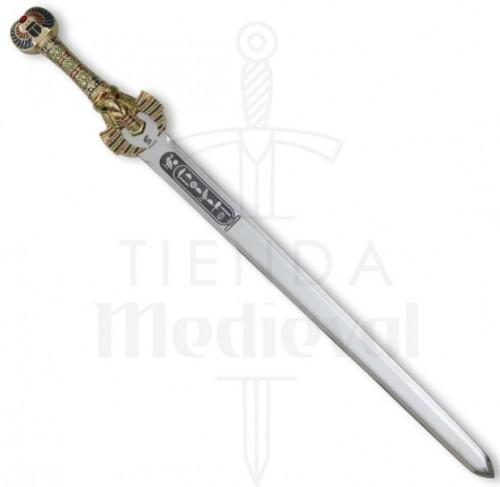Espada egipcia de Tutankamon - Espada y Daga Egipcia de Tutankamón