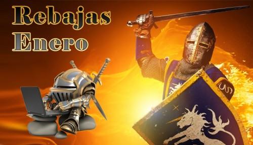 Rebajas Enero - Ofertas increíbles de espadas, sables, katanas y dagas medievales