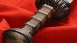 Espada Gladius Centurión Romano Puño 250x141 - Espada Gladius Centurión Romano Puño