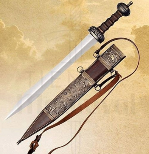 Espada Gladius Centurión Romano - Espada Gladius Centurión Romano funcional