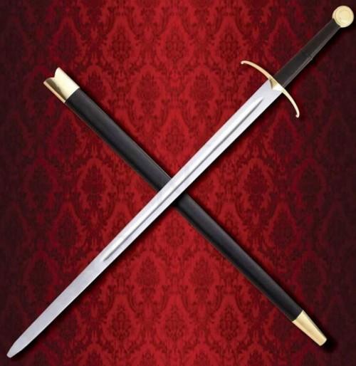 Espada de Combate a dos manos Caballero Errante - Espada mandoble de combate Caballero Errante
