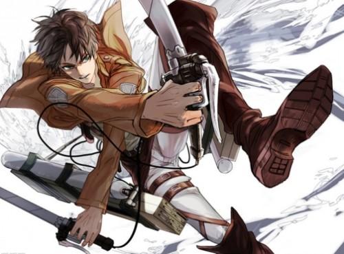 Espada manga Ataque a los Titantes 1 - Espada manga Ataque a los Titanes