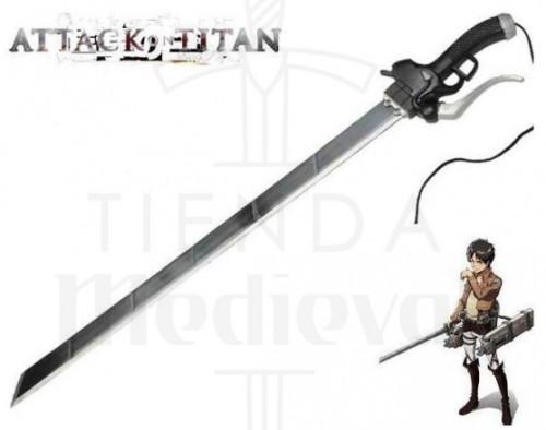 Espada manga Ataque a los Titantes - Espada manga Ataque a los Titanes
