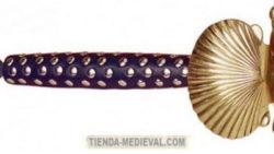 ESPADA SANCHO DÁVILA Y DAZA 250x141 - Espada Sancho IV De Castilla Siglo XIII