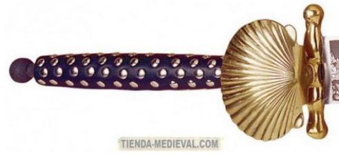 ESPADA SANCHO DÁVILA Y DAZA - Espada de Sancho Dávila y Daza