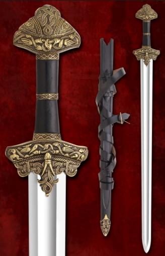Espada Vikinga de Leif Erikson - Espada Vikinga Leif Erikson