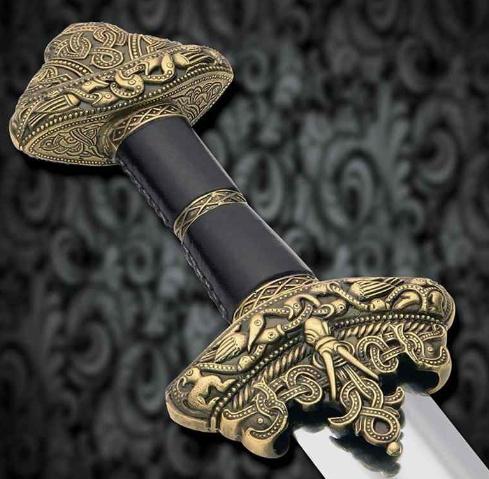 Espada de Leif Erikson - Espada Vikinga Leif Erikson