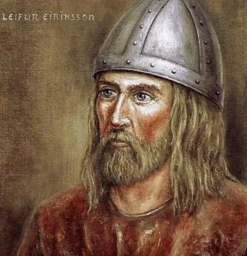 Leif Erikson - Espada Vikinga Leif Erikson