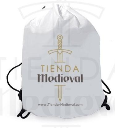 Mochila de cuerdas gymsack Tienda Medieval 2 - La mejor Tienda Medieval Online de Europa
