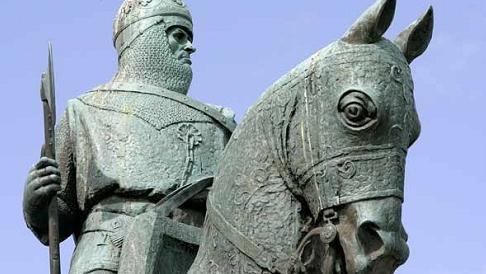 Roberto I Bruce Rey de Escocia - Espada de Roberto I Bruce de Escocia