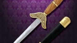 Daga del Amor Secreto 250x141 - Daga de los Templarios