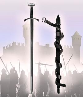 ESPADA COMBATE PERSONALIZADA - Consigue tu propia espada funcional personalizada