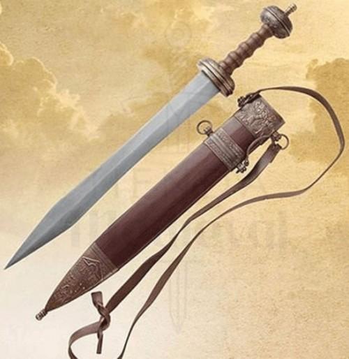 Espada Gladius de Marco Aquila Juliano - Espada Gladius de Marco Aquila Juliano
