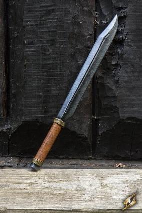 Espada corta LARP Escramasajón - Espada corta LARP Escramasajón
