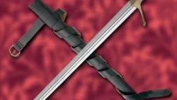 Espada medieval Bannockburn 250x141 - Espada Medieval Funcional una mano