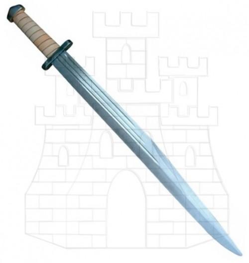 Espada vikinga Escramasajón - Tipos de Escramasajón