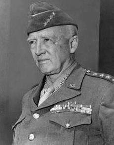 General George Patton - Espada del General George Patton