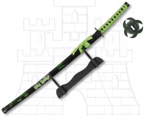 Katana Mad Zombie 100 cms. - Katanas, Wakizashi y Tanto Mad Zombie