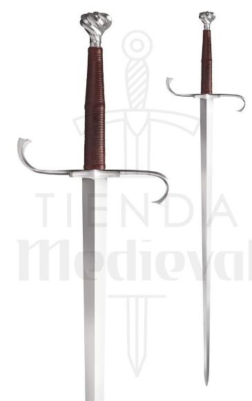 Espada Medieval Alemana Larga Funcional - Espadas Funcionales Cold Steel