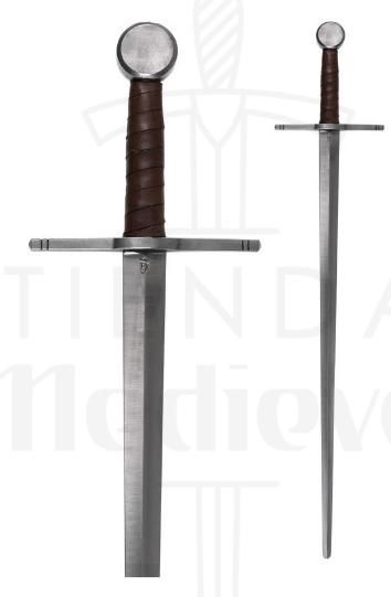 Espada larga esgrima medieval entrenamiento - Espada larga esgrima medieval entrenamiento