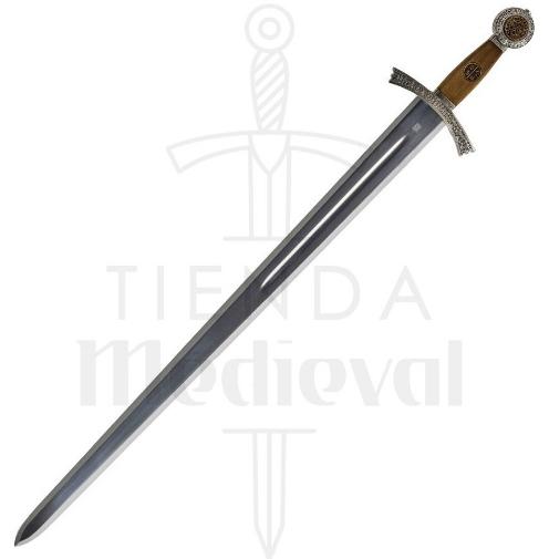 Espada Sancho IV De Castilla Siglo XIII 1 - Espada Sancho IV De Castilla Siglo XIII
