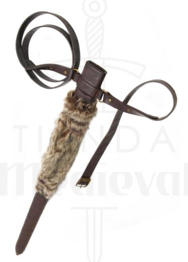 VAINA ESPADA VIKINGA LAGERTHA - Espada Vikinga de Lagertha