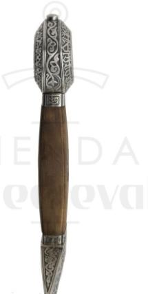 ESPADA DE SANCHO IV DE CASTILLA - Espada Sancho IV de Castilla del siglo XIII
