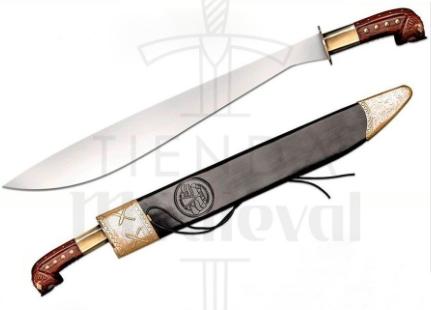 Espada Filipina Bolo Con Vaina - Espada Filipina Bolo