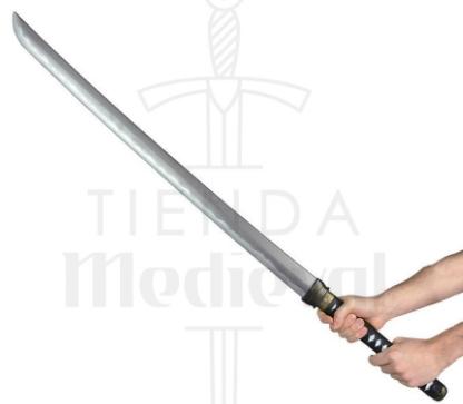 Katana Musashi II En Foam Para LARP - Espadas y Katanas en Espuma Foam