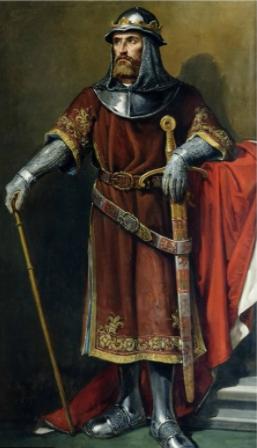 SANCHO IV CASTILLA - Espada Sancho IV de Castilla del siglo XIII