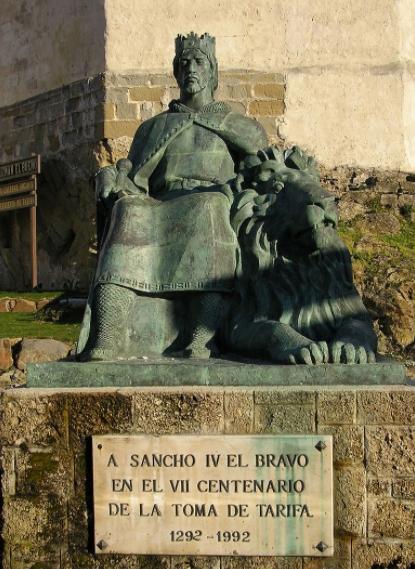 SANCHO IV DE CASTILLA - Espada Sancho IV de Castilla del siglo XIII
