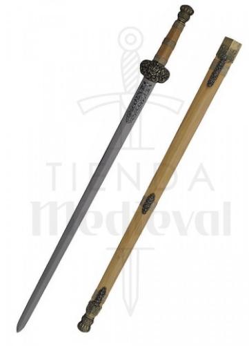 Espada Budista Shaolin Dharma - Espadas Budistas Shaolin