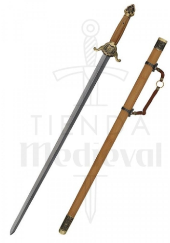 Espada Budista Shaolin Jian - Espadas Budistas Shaolin