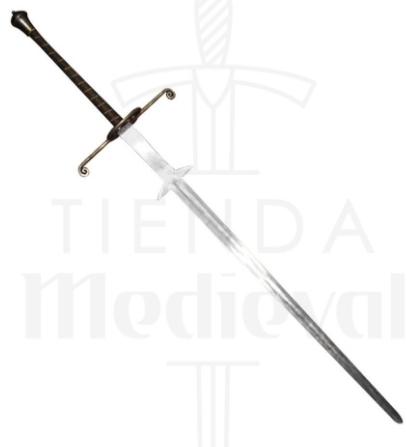 Espada Montante Lowlander Renacentista - Espada Montante Lowlander Renacentista