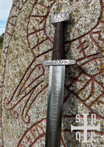 Espada Vikinga Ballinderry Para Practicas Siglo IX - Espada Vikinga Ballinderry de combate siglo IX