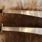 Falchion Para Combate Medieval Buhurt HMB 175x175 - Tipos de Espadas de Combate
